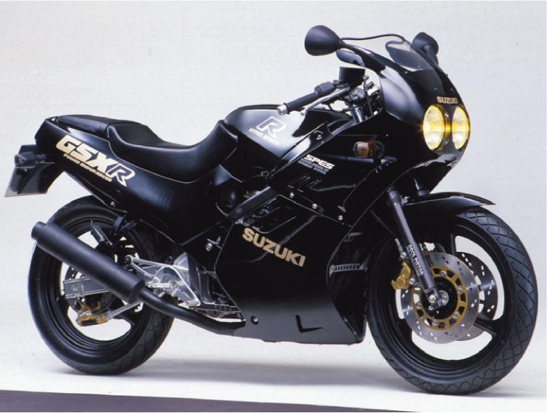 画像: 「250ロードスポーツ」の歴史を知ろう! 第7回:SUZUKI GSX-R250 - LAWRENCE - Motorcycle x Cars + α = Your Life.
