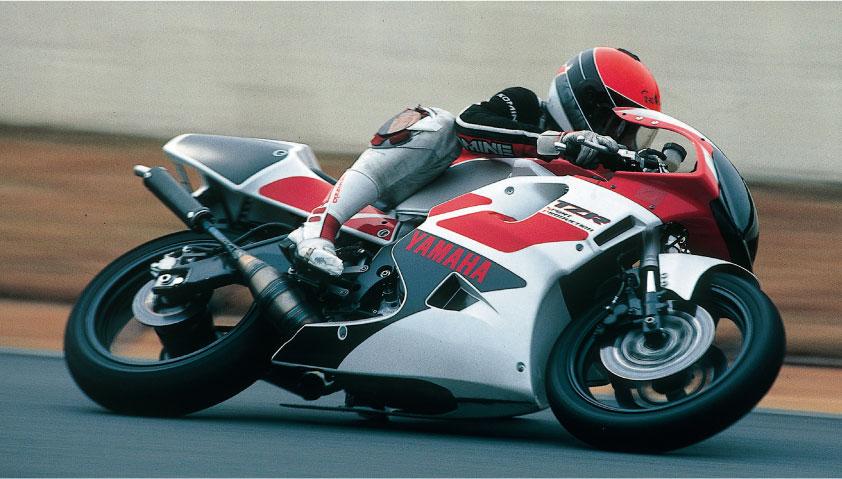 画像: 【1980年代~】レーサレプリカブームの軌跡: 1991 Yamaha TZR250R/3XV1 - LAWRENCE - Motorcycle x Cars + α = Your Life.