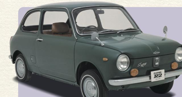 画像3: 【SUBARU BOXER BROS. Vol.05】K-carの系譜〜スバルメイドの軽自動車たちより、スバリストの期待を一身に背負ったスモールカー『R-2』をピックアップしてみました。