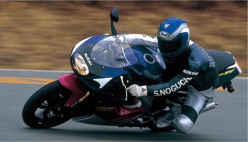 画像: 【1980年代~】レーサレプリカブームの軌跡: 1996 Suzuki RGV-Γ250SP/VJ23A - LAWRENCE - Motorcycle x Cars + α = Your Life.