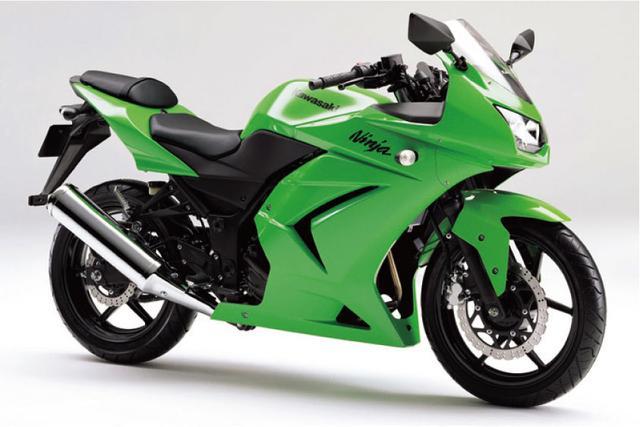 画像: 「250ロードスポーツ」の歴史を知ろう! 第9回:KAWASAKI Ninja 250R - LAWRENCE - Motorcycle x Cars + α = Your Life.