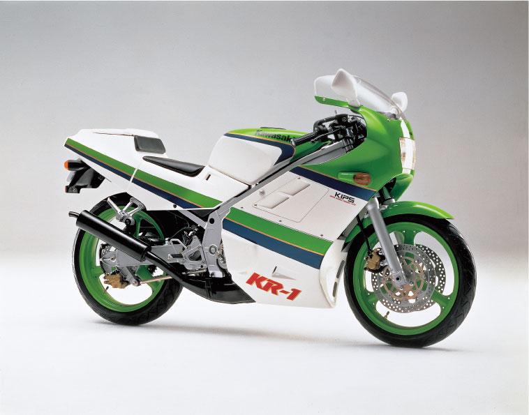 画像: (日本のバイク遺産 -レーサーレプリカ年代記-©モーターマガジン社) www.motormagazine.co.jp