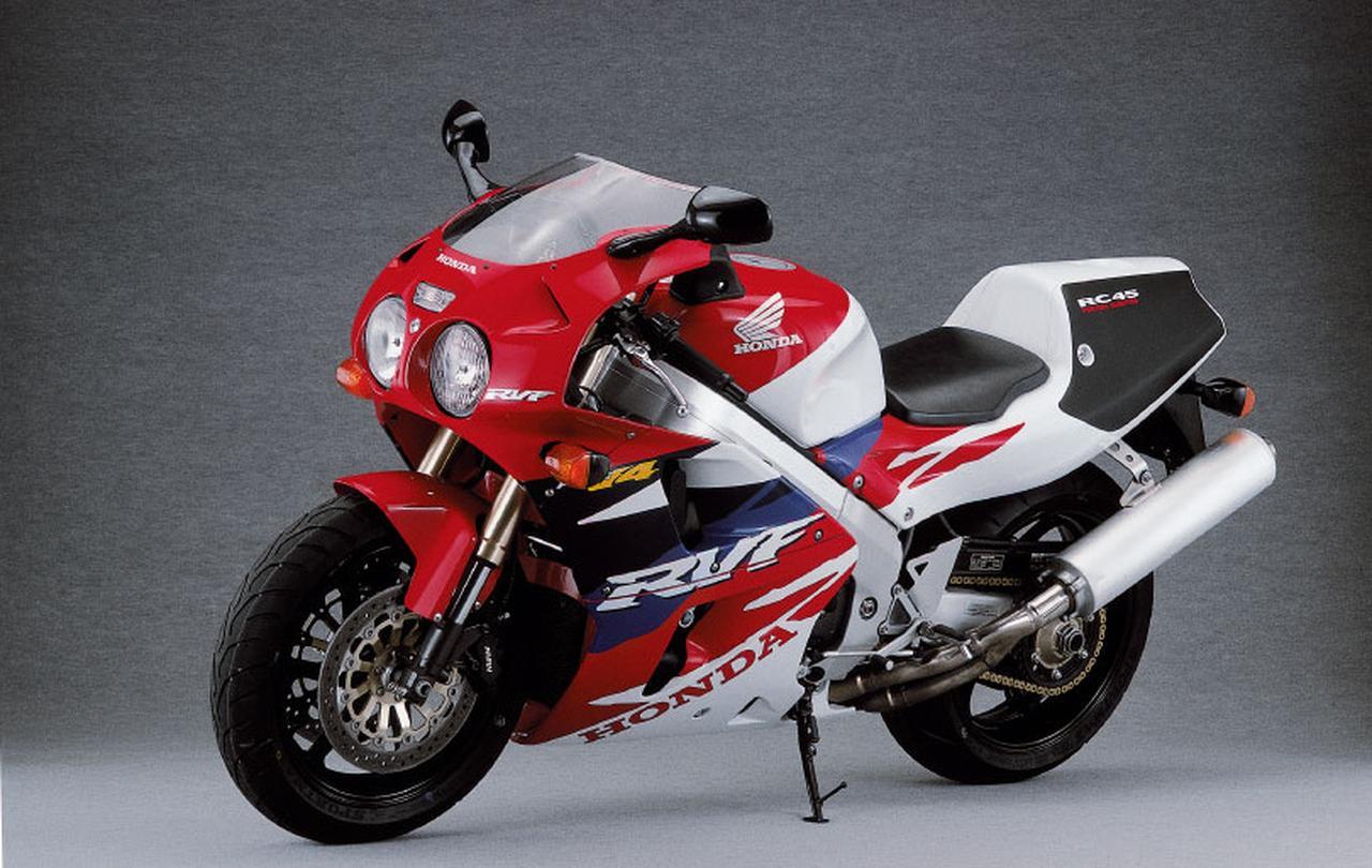 画像: ナナハンブームが去っても過激に進化し続けたレーサーレプリカ 第7回:Honda RVF(RC45) - LAWRENCE - Motorcycle x Cars + α = Your Life.