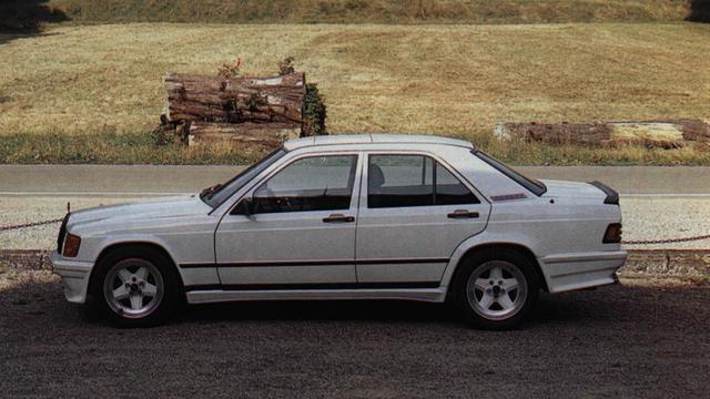 画像: AMG メルセデス 190E(1985年)