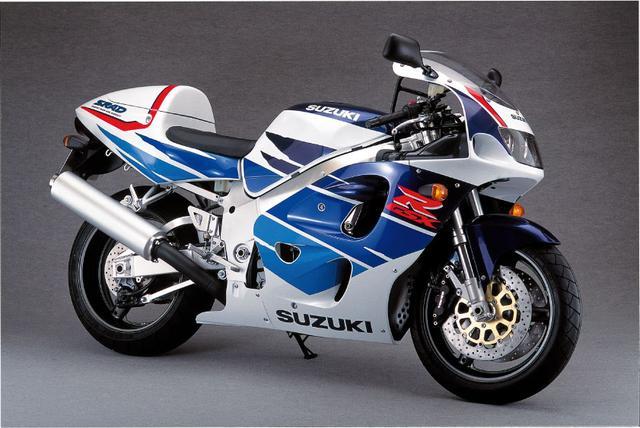 画像: ナナハンブームが去っても過激に進化し続けたレーサーレプリカ 第8回:Suzuki GSX-R750(GR7DA) - LAWRENCE - Motorcycle x Cars + α = Your Life.