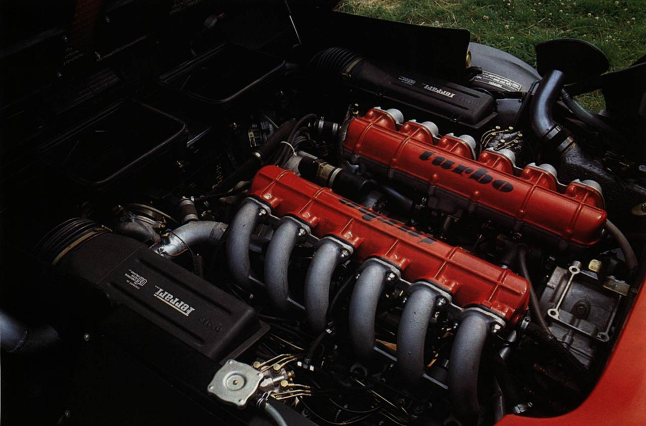 画像2: ケーニッヒ フェラーリ 512BBi ターボ(1980年)