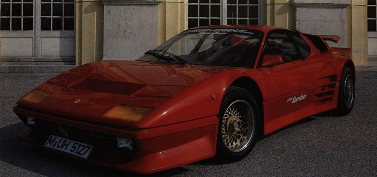 画像1: ケーニッヒ フェラーリ 512BBi ターボ(1980年)