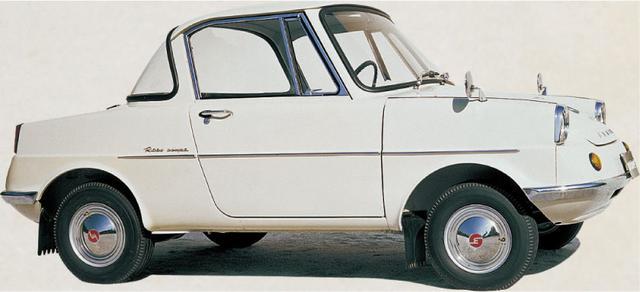 画像: 【MAZDA&SUBARU】語り継がれる名車の系譜: MAZDA R360クーペ 1960.05~ - LAWRENCE - Motorcycle x Cars + α = Your Life.