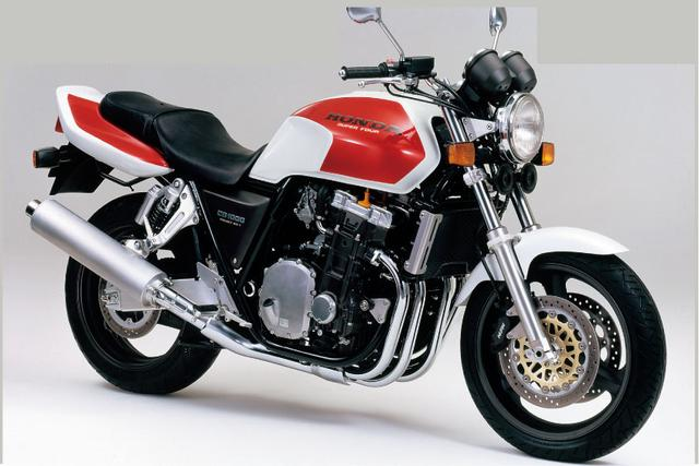 画像: 【HONDA CB名鑑】CBの名を受け継ぐ名車たちvol.5 :CB1000 SUPER FOUR - LAWRENCE - Motorcycle x Cars + α = Your Life.