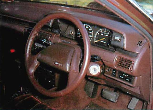 画像2: セダン2000V6プロミネント www.motormagazine.co.jp