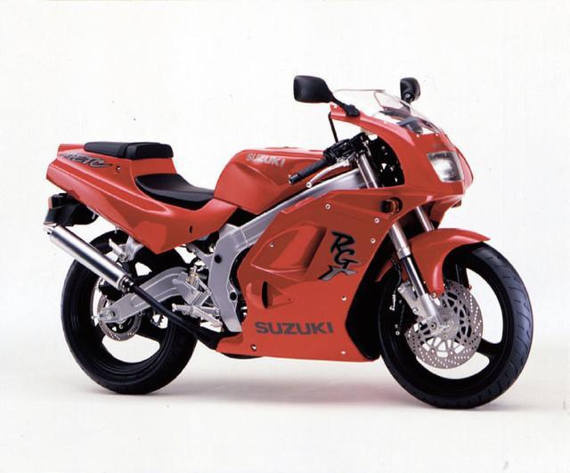 画像: 【1980年代~】レーサレプリカブームの軌跡: 1992 SUZUKI RG200Γ - LAWRENCE - Motorcycle x Cars + α = Your Life.
