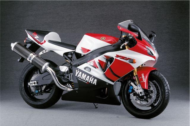 画像: 1998年11月発表(輸出仕様のみ)価格:N.A.(Bikers Station©モーターマガジン社) www.motormagazine.co.jp