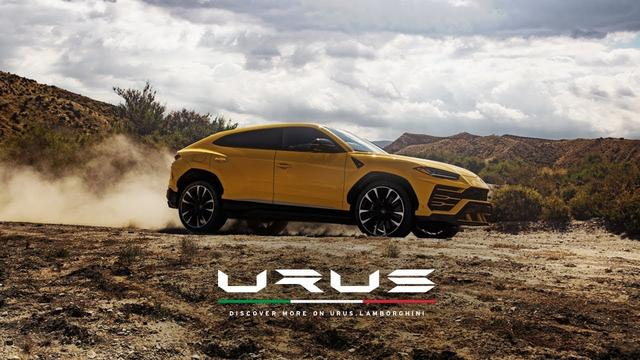 画像: Urus: The world's first Super Sport Utility Vehicle www.youtube.com