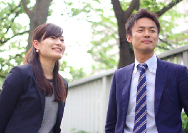 画像: クロスフィールズの共同創業者である松島由佳氏と小沼氏