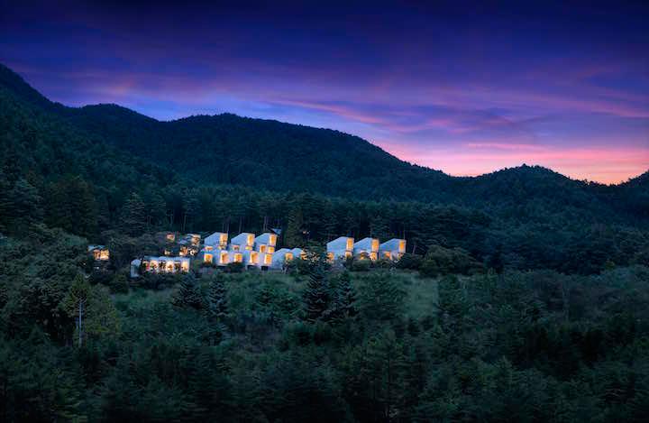 画像: 日本初のグランピングリゾート