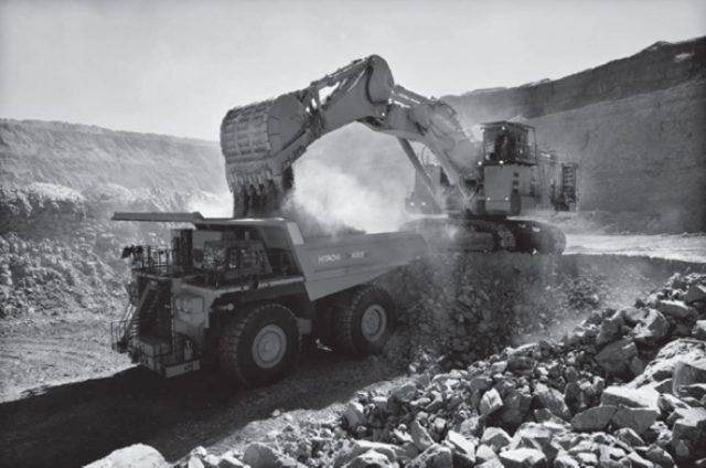 画像: (5) マイニング(鉱山)/ 分野鉱山運営企業向けサービス