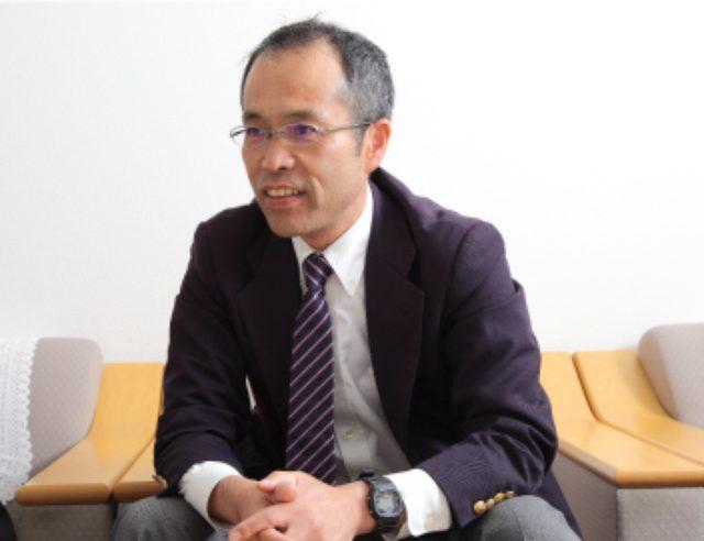 画像: 健康支援部長 野田隆行氏