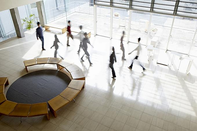 画像2: M2M技術の活用で、モノや人の動きが明らかに