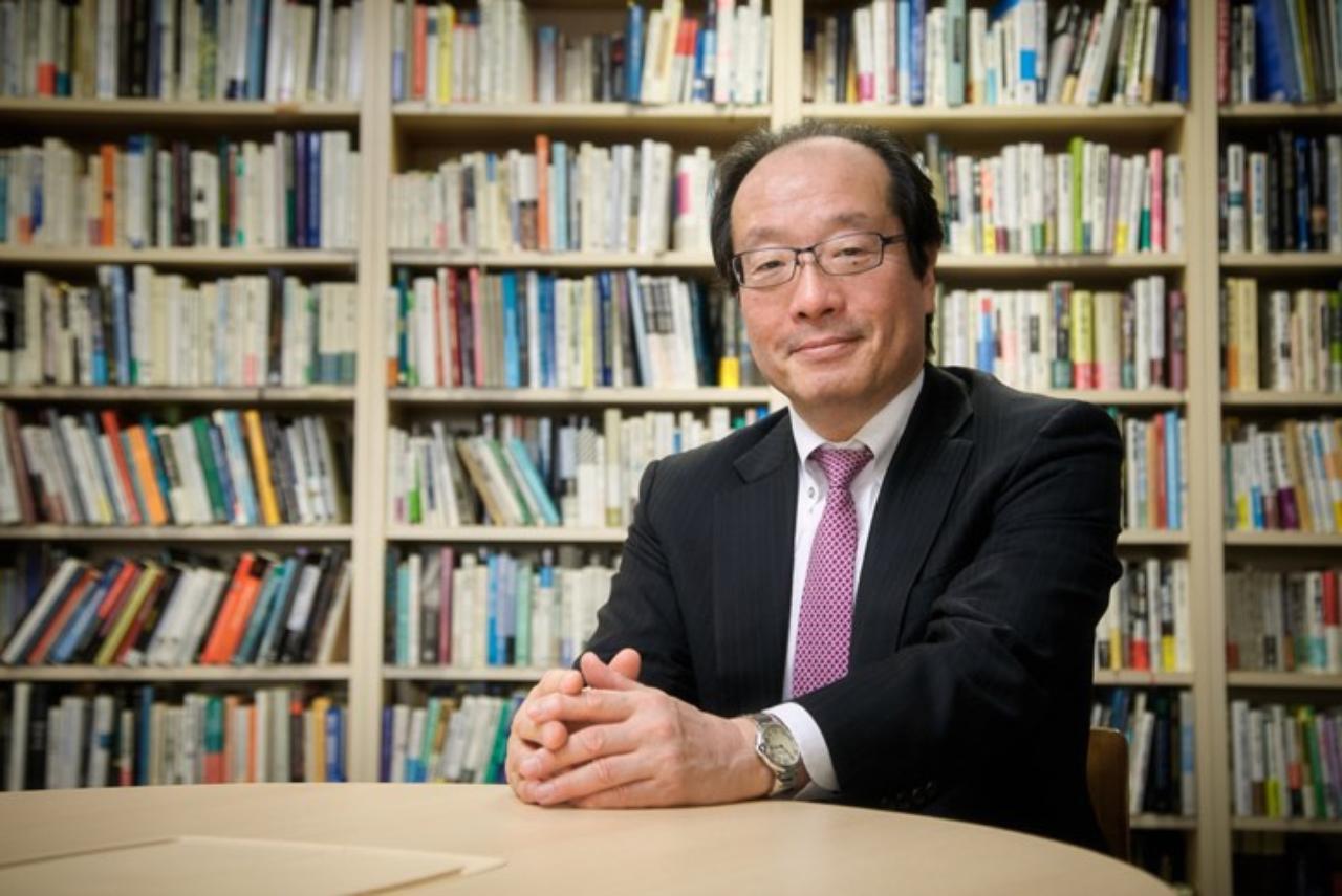 一橋大学大学院 国際企業戦略研究科 特任教授 名和高司氏
