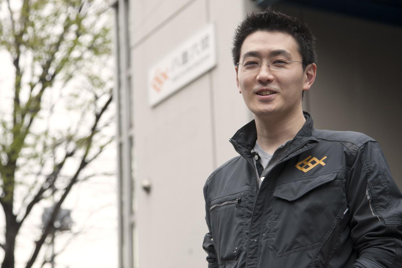八面六臂株式会社 代表取締役 松田雅也氏