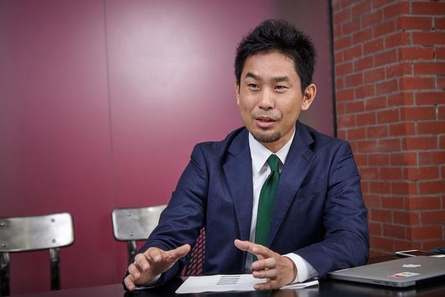 画像: PSソリューションズ 坂井洋平氏