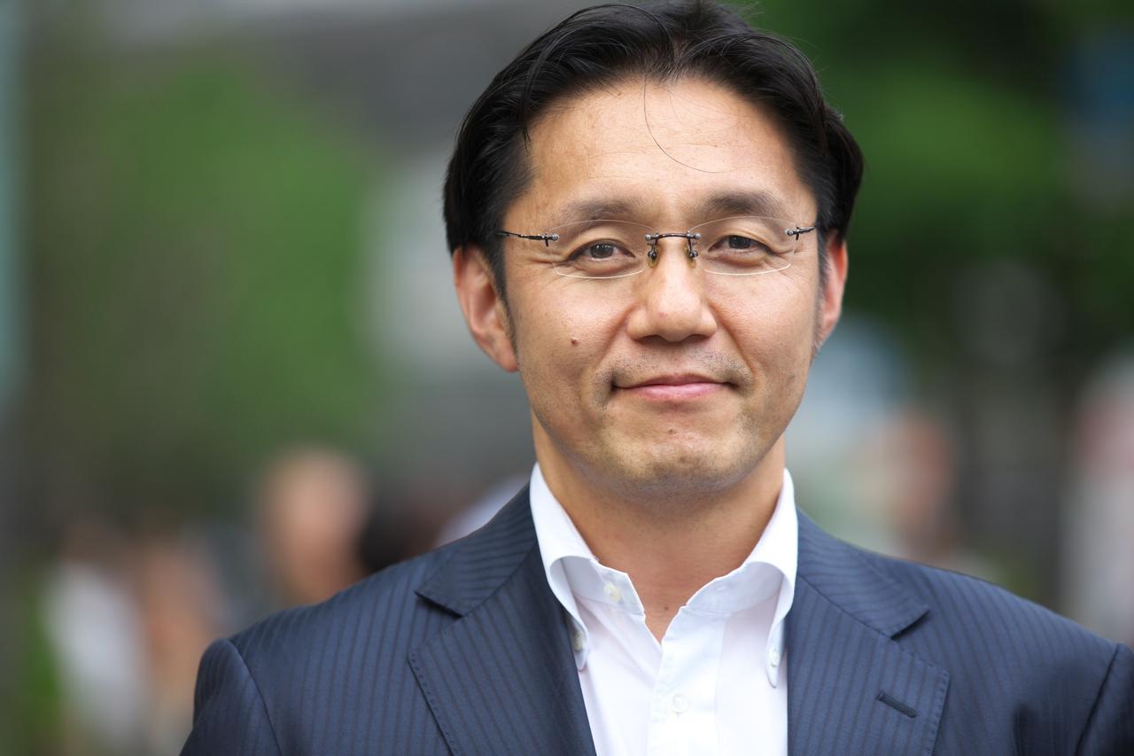 株式会社ナインシグマ・ジャパン 顧問 星野達也氏