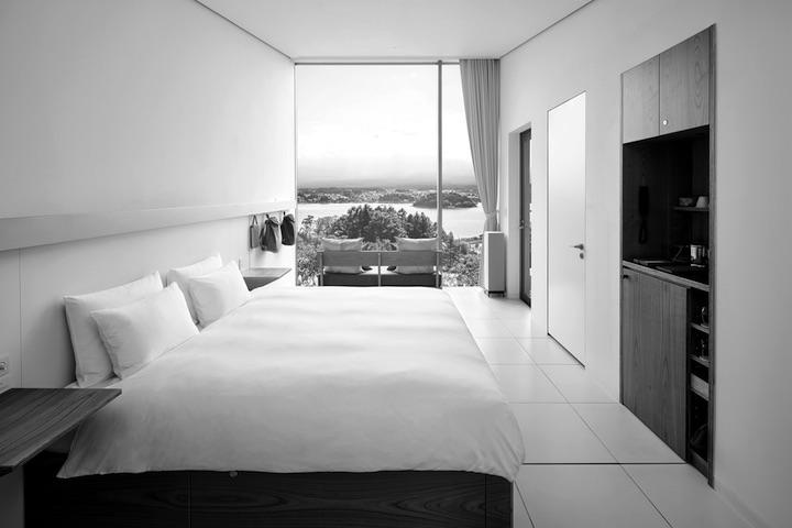 画像: 星のや富士のキャビン(客室)