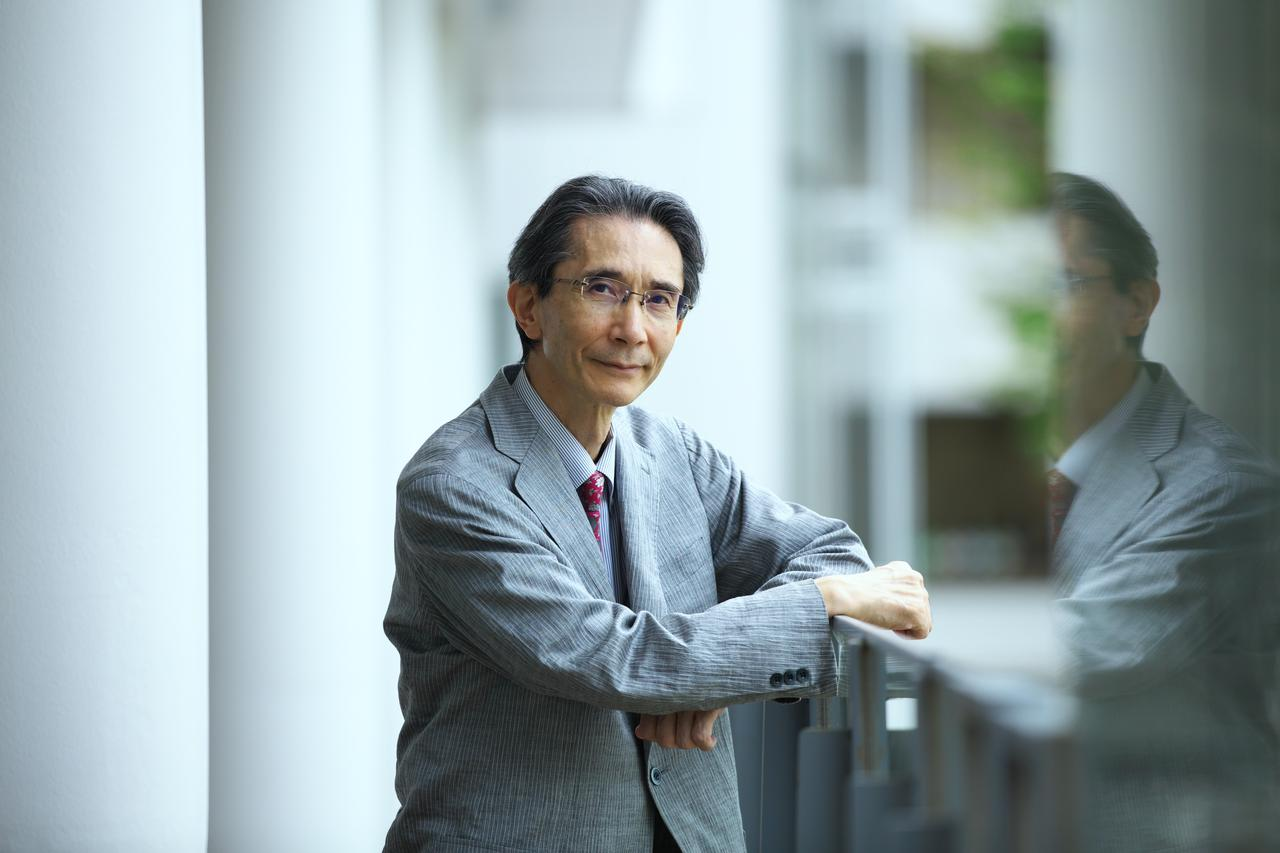 東京経済大学 コミュニケーション学部 教授 東京大学 名誉教授 西垣通氏