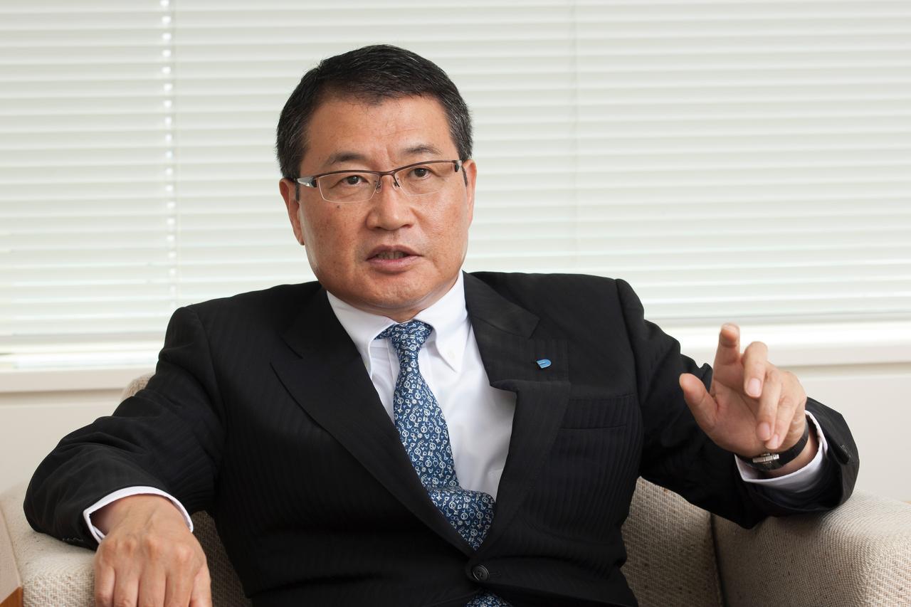 株式会社ダイセル 取締役常務執行役員 小河義美氏