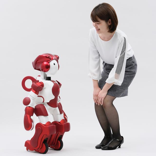 画像1: 人と機械の新たな関係性の構築