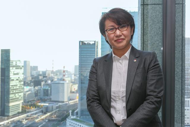 特定非営利活動法人虹色ダイバーシティ 代表 村木真紀氏