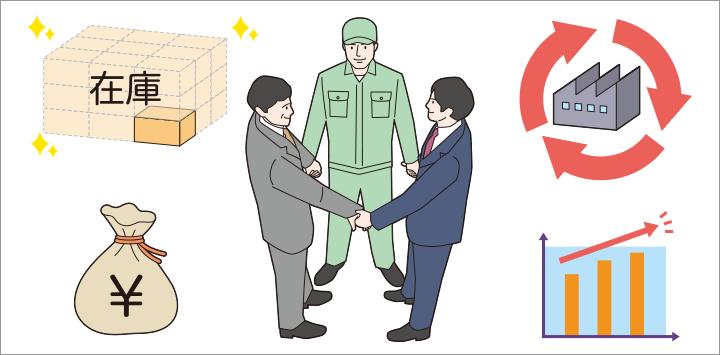 画像: さらなるサービスレベルの向上と業務全体の最適化の実現をめざしています。