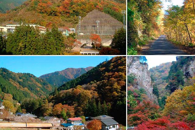 画像: 檜原村の風景(写真提供:檜原村)