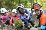 画像: 東京美林倶楽部の植え付けイベントの様子