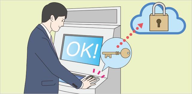 画像: 一度、生体情報を登録しておけば、キャッシュカードやクレジットカードに依存することなく、安全性と利便性を両立することができると考えられています。