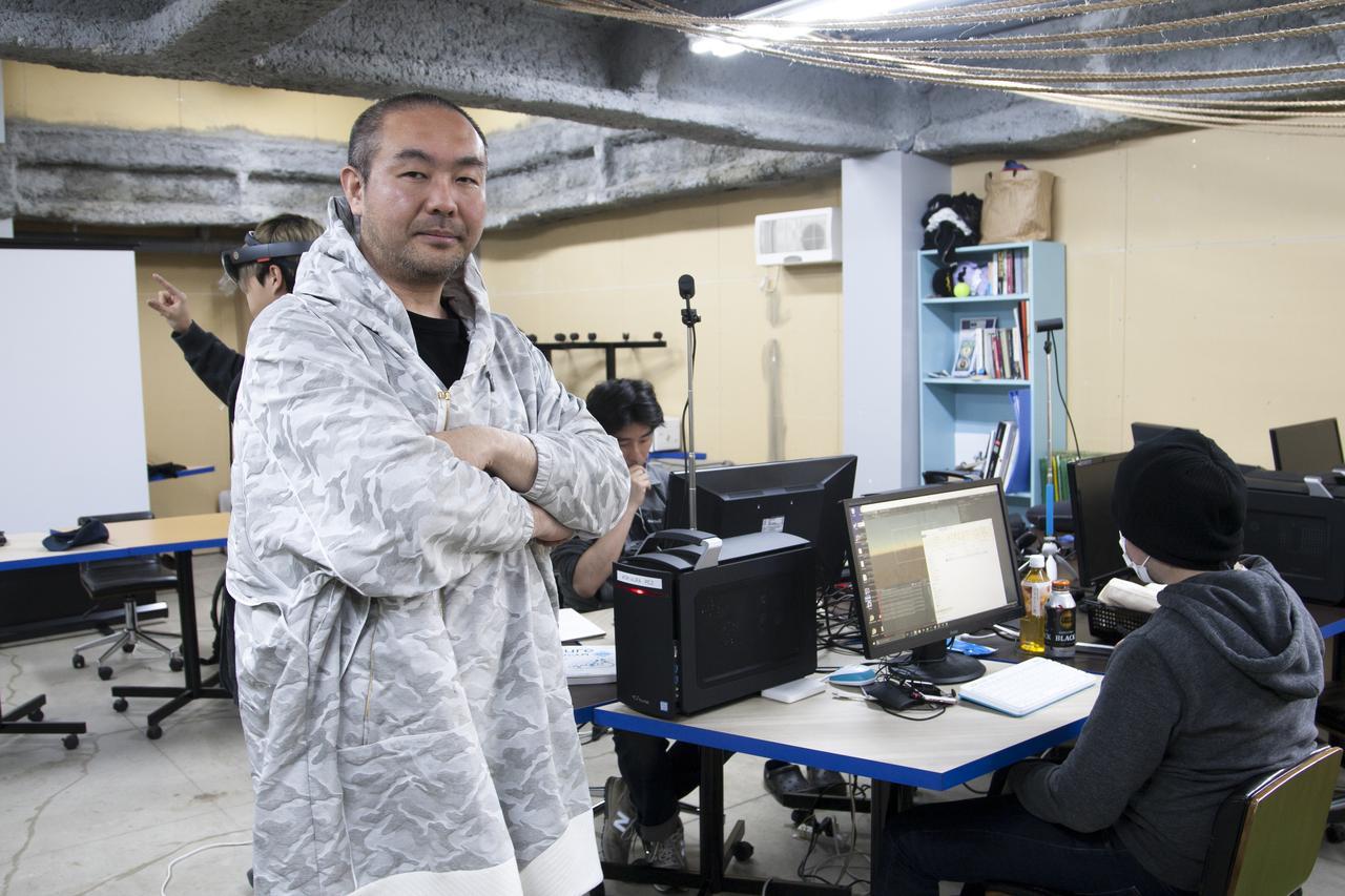 株式会社Psychic VR Lab 代表取締役 山口征浩氏