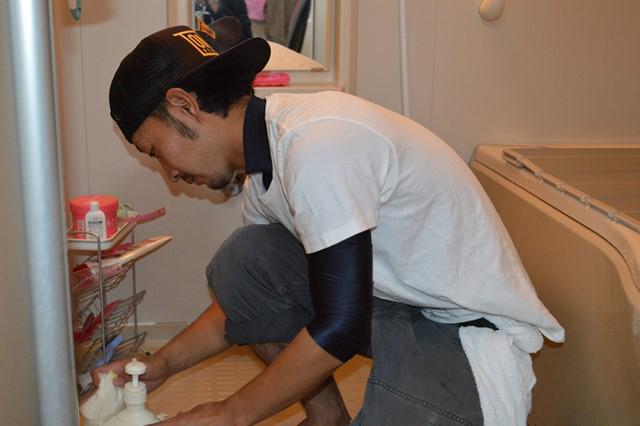 """画像: 料理、風呂掃除といった家事の手伝いなど、専門業者に依頼するまでもない、身の回りの""""ちょっとしたこと""""を気軽に解決できる。"""