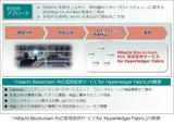 画像1: 「Hitachi Blockchain PoC環境提供サービス for Hyperledger Fabric」とは?