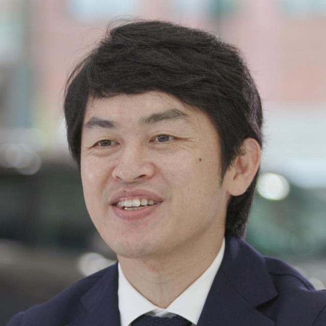 画像: 田中 聖志 氏 富士重工業株式会社 スバル国内営業本部 営業支援部 ITグループ 主査