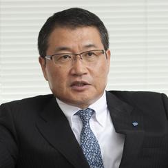 画像: 小河 義美(おがわ よしみ)氏 株式会社ダイセル 取締役常務執行役員