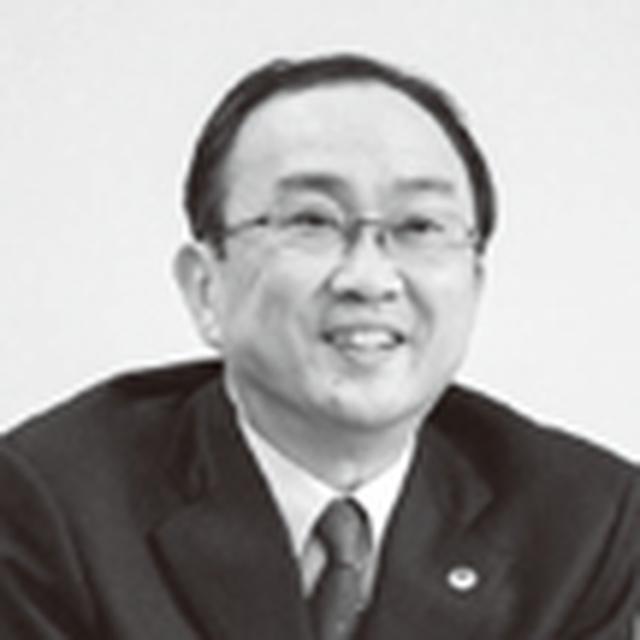 画像: 日立建機 開発本部 開発支援センタ 情報戦略部 部長 瀧下 芳彦