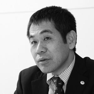 画像: 株式会社日立製作所 研究開発グループ 機械イノベーションセンタ センタ長 大曽根 靖夫