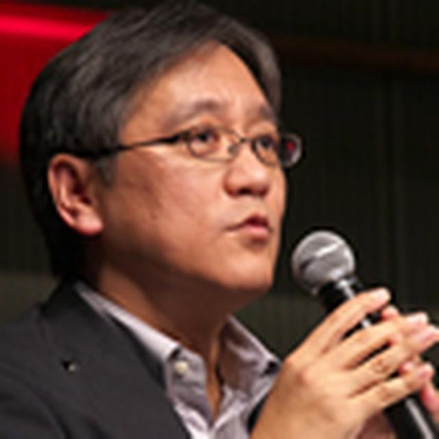 画像: 株式会社 日立コンサルティング 代表取締役 取締役社長 八尋 俊英