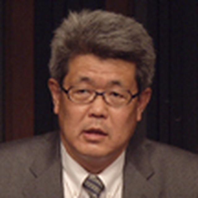 画像: パネリスト ユニー株式会社 執行役員 IT物流本部 本部長 角田 吉隆氏