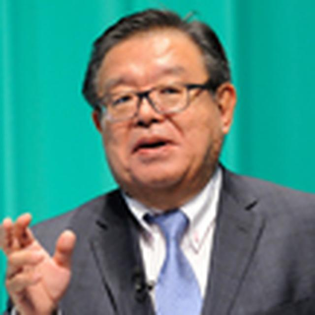 画像: 慶應義塾大学 環境情報学部長・教授 村井 純氏