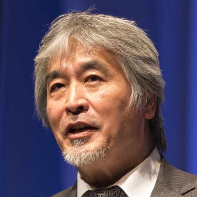 画像: 山極壽一氏 京都大学 総長