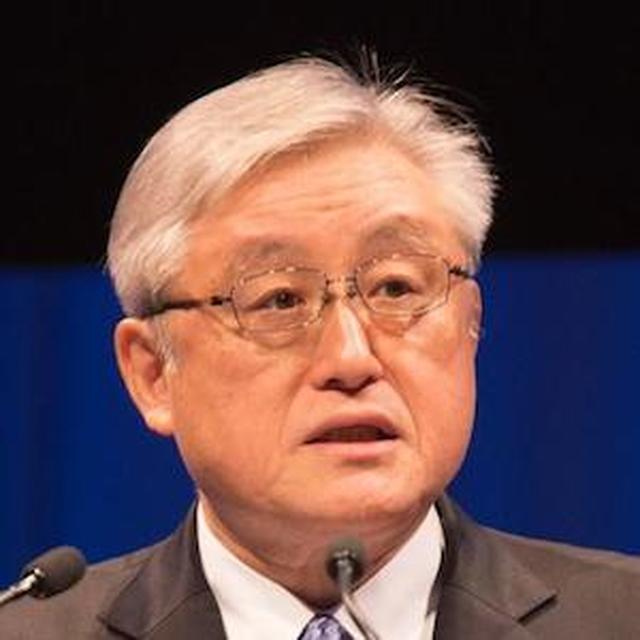 画像: 東原敏昭 株式会社日立製作所 執行役社長兼CEO