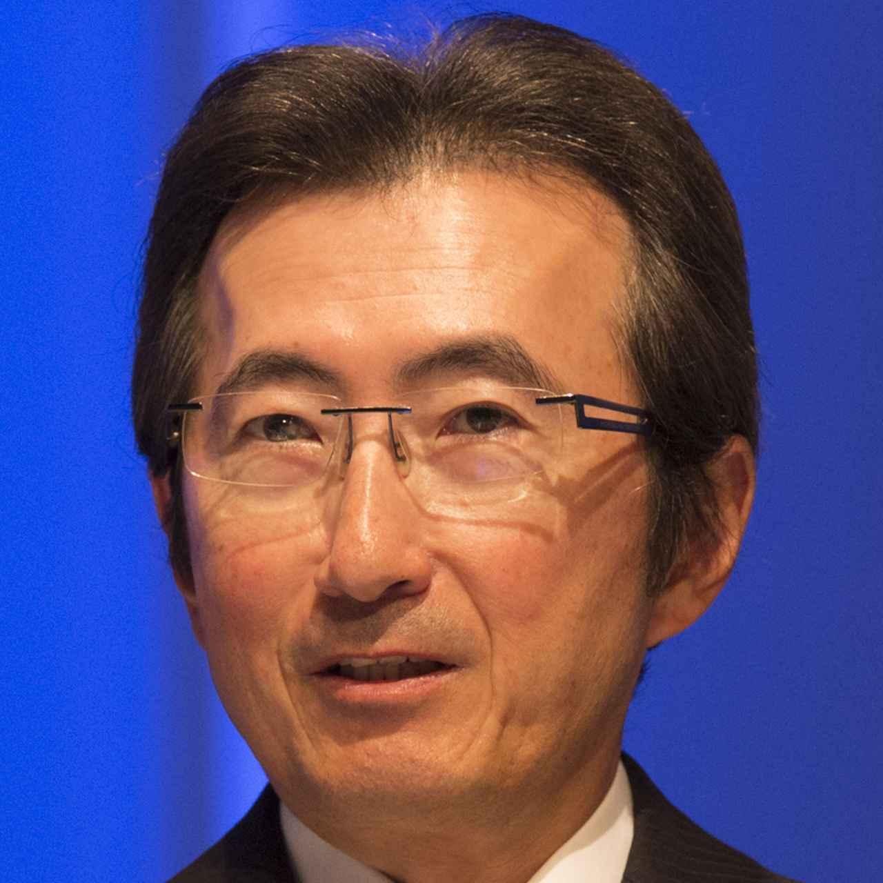 画像: 小出伸一氏 株式会社セールスフォース・ドットコム 代表取締役会長 兼 CEO