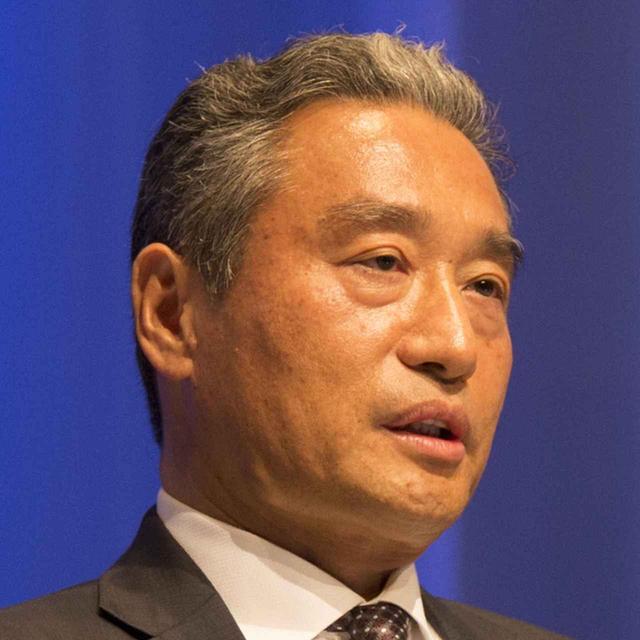 画像: 内田士郎氏 SAPジャパン株式会社 代表取締役会長