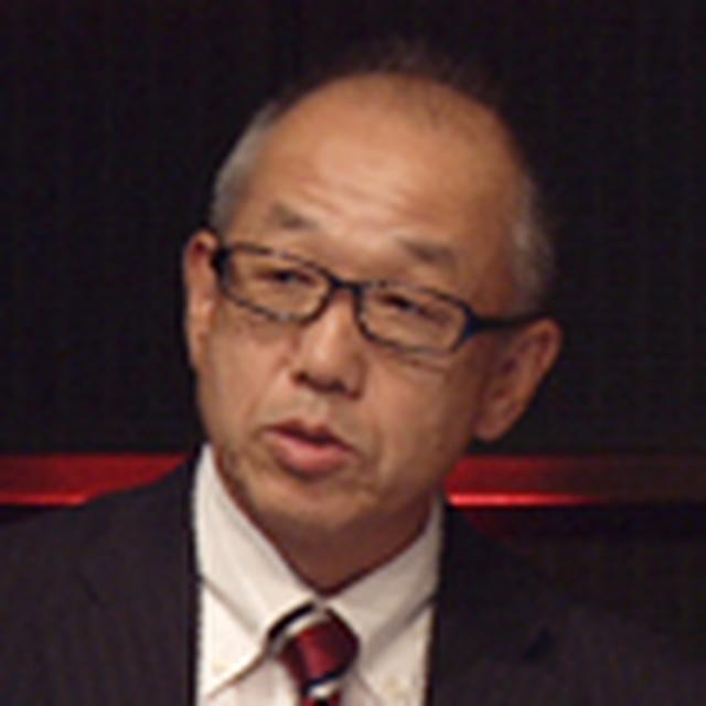 画像: モデレータ 日経BP社 執行役員 イノベーションICT研究所長 桔梗原 富夫氏